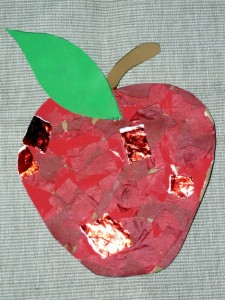 Read more about the article Autumn Apple Collage