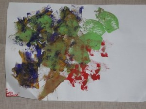 Read more about the article Sponge painting