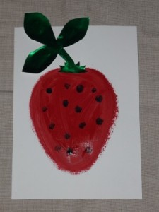 Strawberry pictures – celebrate Wimbledon!