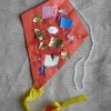 Read more about the article Make a kite- easy craft idea for children