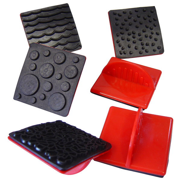 rubber-texture-stamp