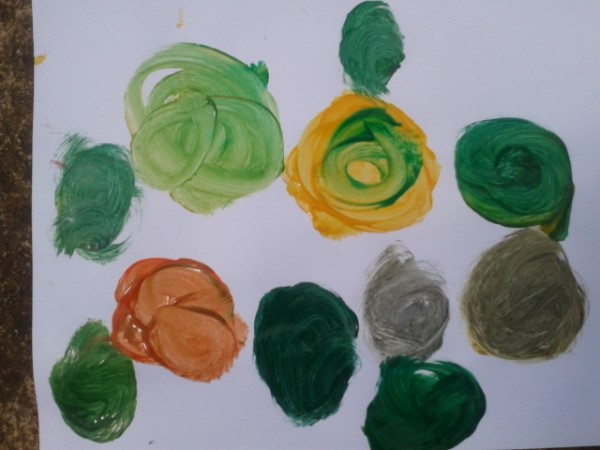 colour mixing paints